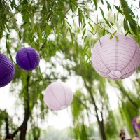 Outdoor Paper Lantern Ideas