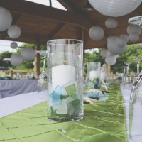 Wedding Day ideas with Paper Lanterns