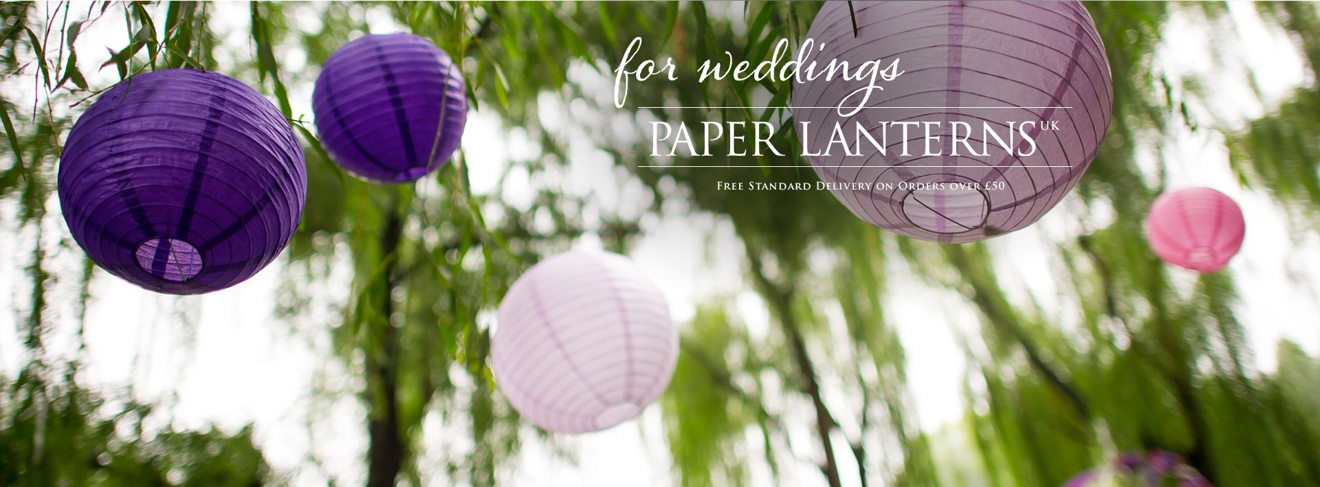 Paper Lanterns for weddings v2